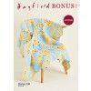 Blanket in Hayfield Bonus DK (10122)