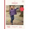 Poncho in Sirdar Haworth Tweed (10148)