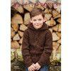 Sweater in Hayfield Bonus Aran (2508)