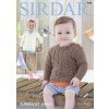 Sweaters in Sirdar Supersoft Aran (4898)
