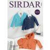 Cardigans in Sirdar Snuggly DK (5204)