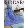 Blankets in Sirdar Supersoft Aran (5236)