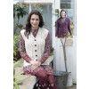 Waistcoat and Cardigan in Hayfield Bonus Aran Tweed (7369)