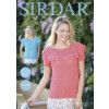 Cardigan and Top in Sirdar No. 1 (8127)