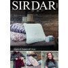 Accessories in Sirdar Alpine and Supersoft Aran (8205)