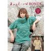 Sweater in Hayfield Bonus Aran Tweed and Hayfield Bonus Aran (8228)