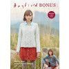 Sweater in Hayfield Bonus Aran Tweed and Hayfield Bonus Aran (8230)