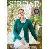 Cardigan in Sirdar No.1 DK (8246)