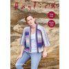 Kimono Jacket in Hayfield Spirit Chunky (8251)