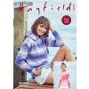 Sweater and Jacket in Hayfield Spirit DK (8265)