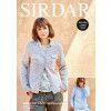 Jackets in Sirdar No.1 Aran Stonewashed (8270)