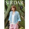 Kimono in Sirdar No.1 Aran Stonewashed (8271)