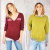 Sweaters in Stylecraft Bellissima DK (9584)