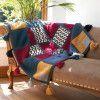 Emeline Blanket in West Yorkshire Spinners Re:Treat Pattern