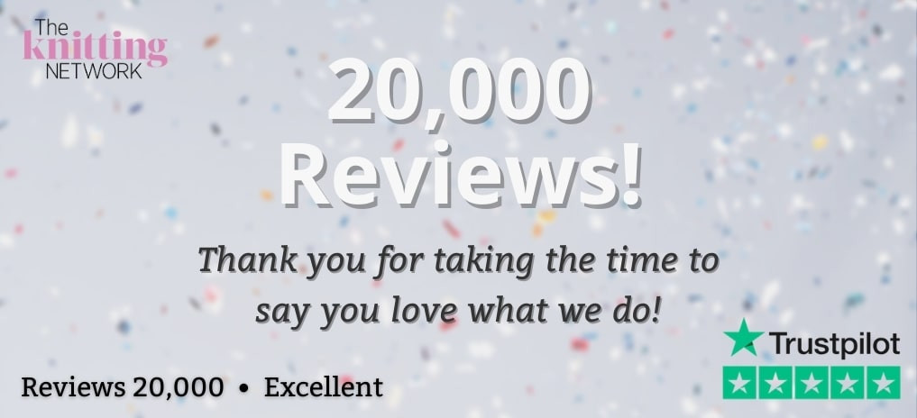 We're celebrating 20,000 Trustpilot reviews!