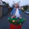 Mystery Easter themed cosy appears on Tunbridge Wells postbox
