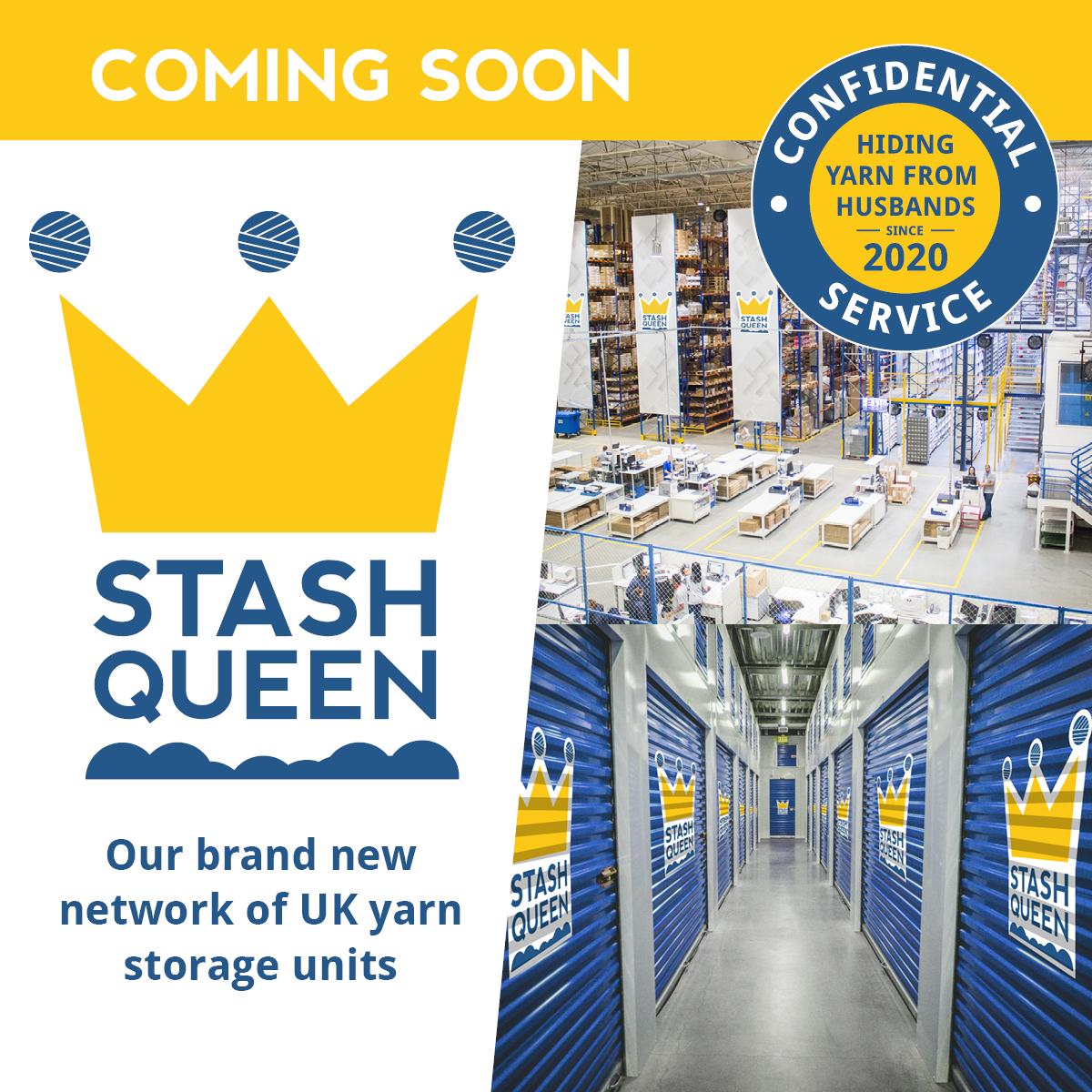 New UK Yarn Storage Network