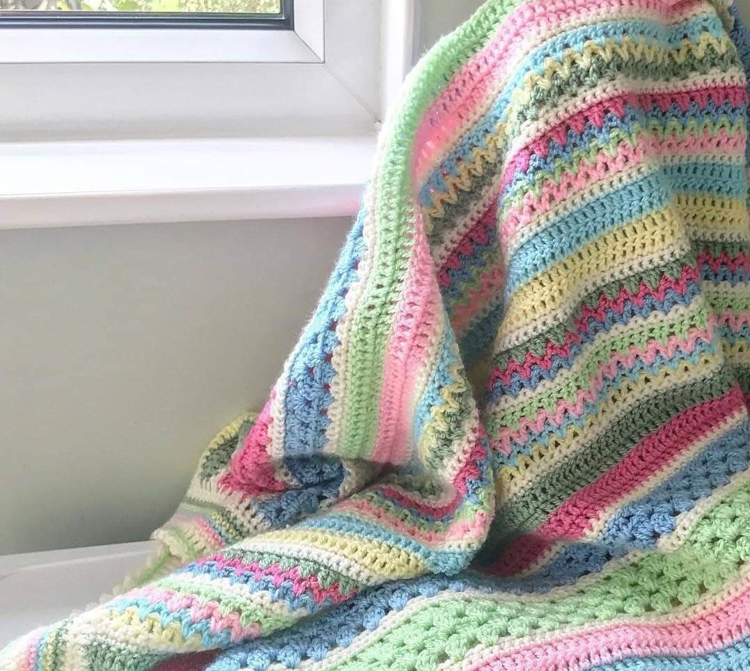 Keep Calm and Crochet Along - Part Two