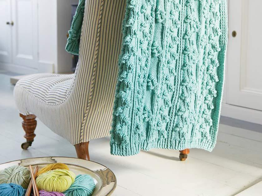 How to knit: Knitting with texture