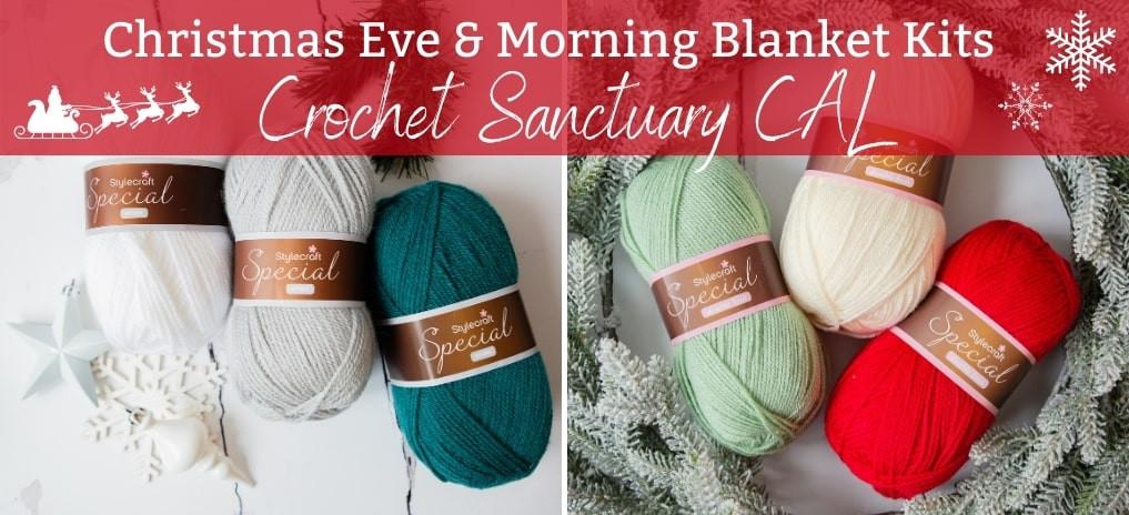 Crochet Sanctuary's Christmas Crochet Along