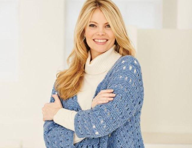 Free Knitting Pattern For Ladies Cardigan The Knitting Network