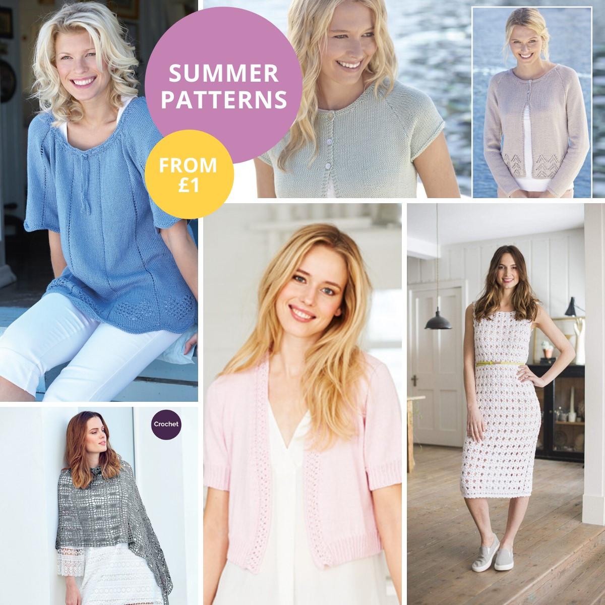 Summer Solstice Patterns