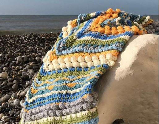 'Changing Tides' Crochet Along