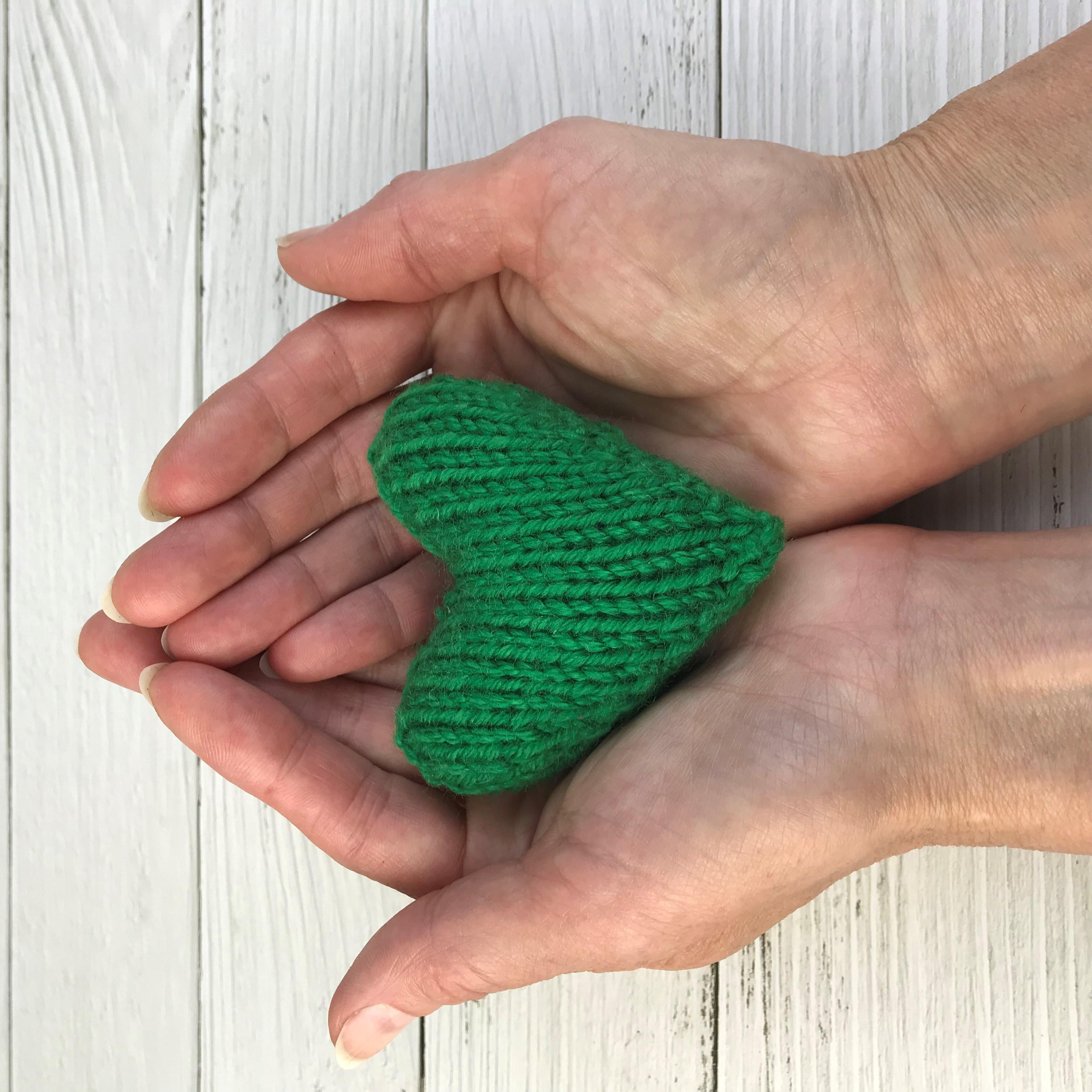 Little Green Hearts for Childline