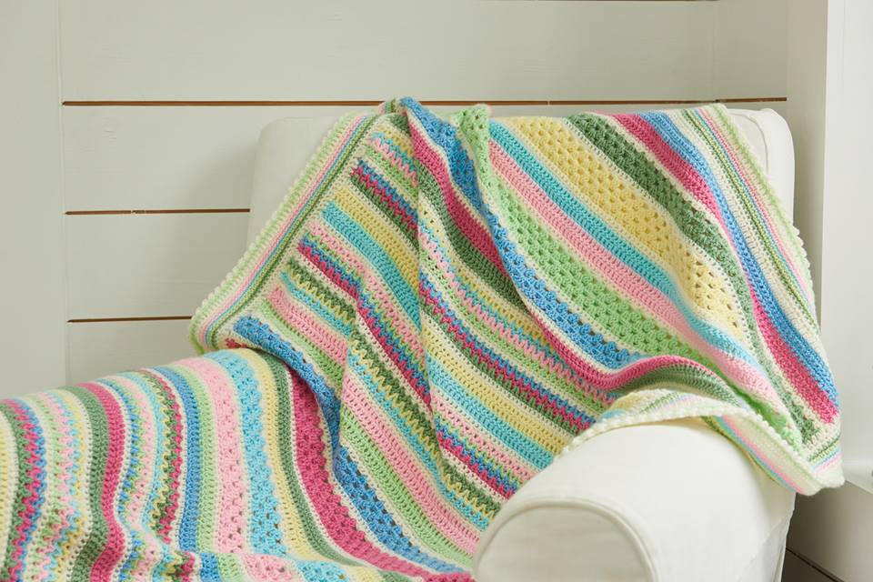 Keep Calm and Crochet Along - Part Three