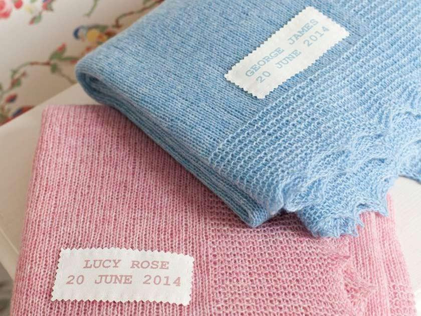 How to knit: Making knitting labels