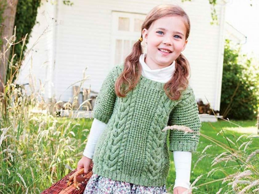 Best knitting patterns for girls