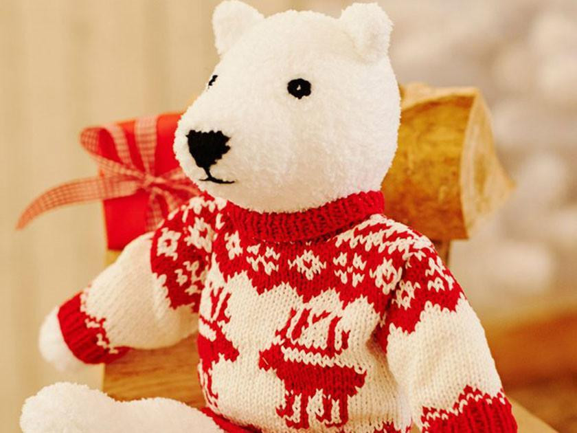 Polar bear knitting patterns you'll want to start today