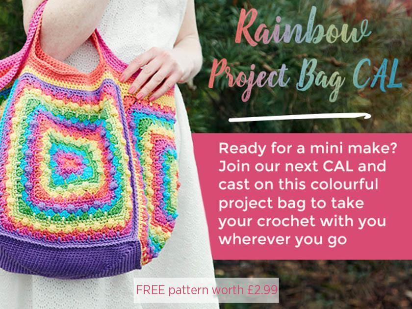 Rainbow Project Bag CAL - join in here!