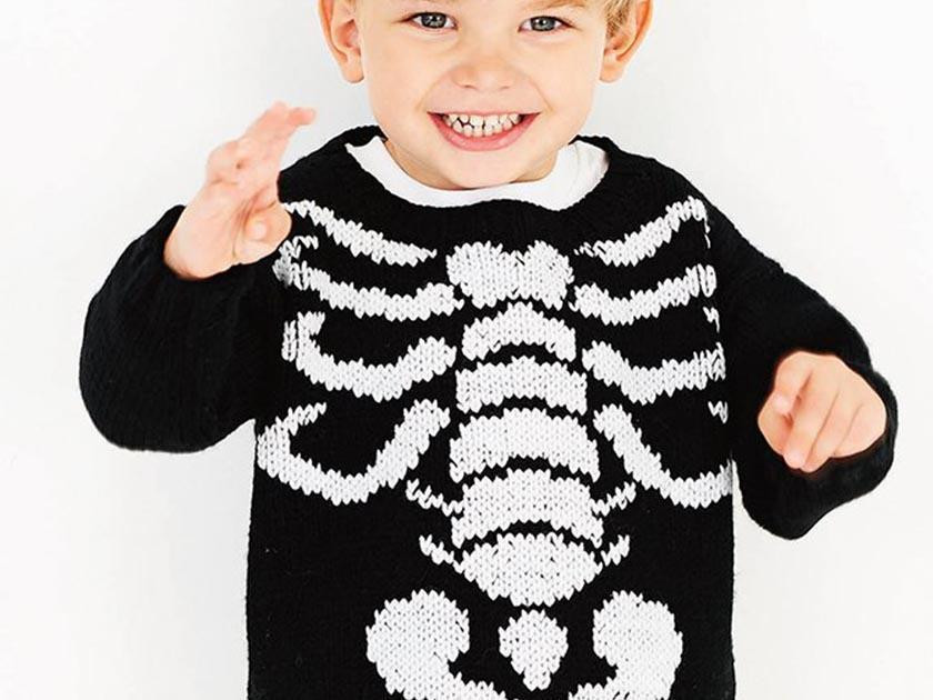 Spook-tacular Halloween yarn and patterns