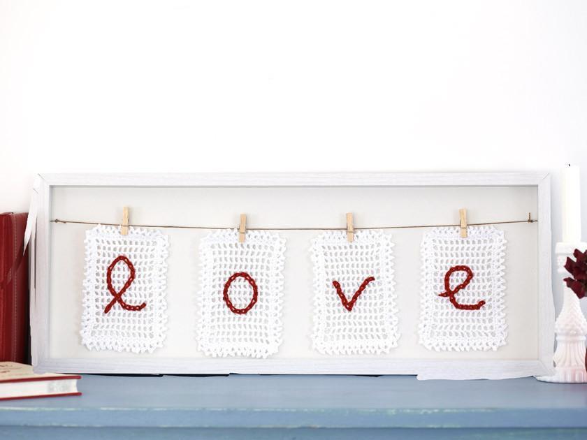 Step by step crochet: Slip stitch illustrations