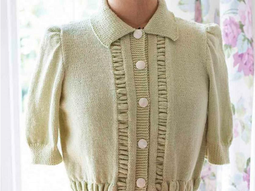 Best vintage knitting patterns for ladies