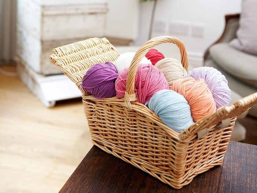 How to knit: Wash wool correctly