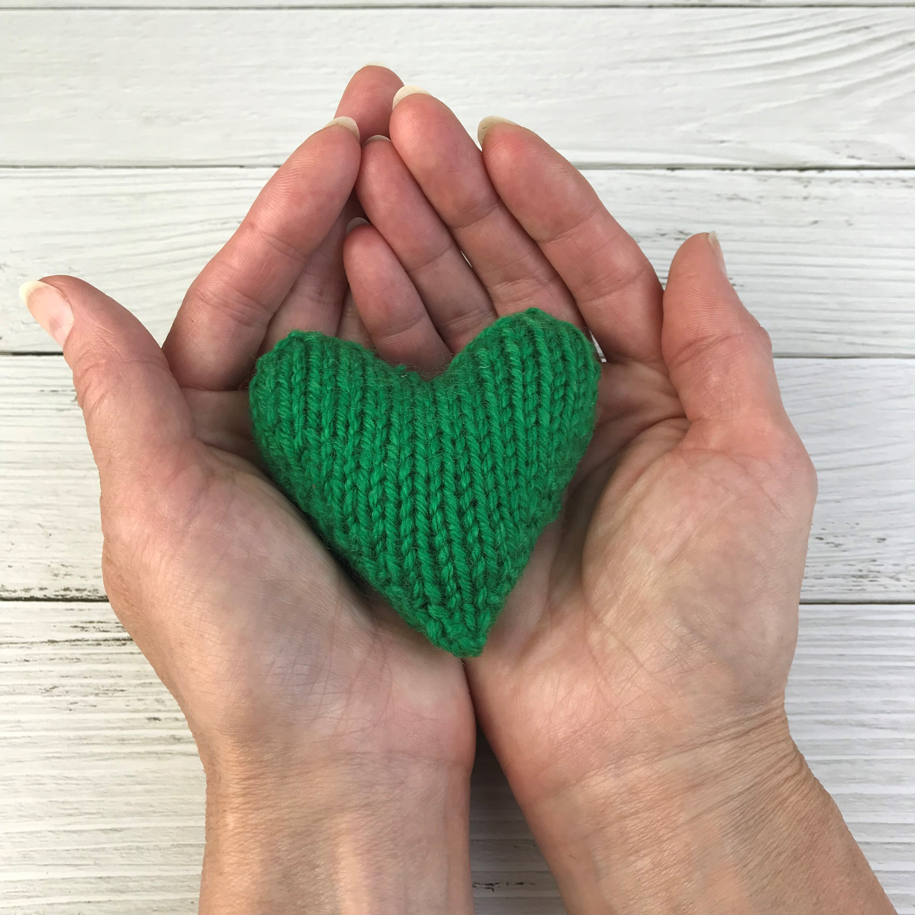 Little Green Hearts for Childline - NSPCC