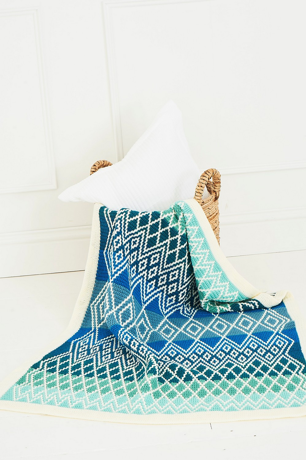 Oceania Queen Blanket Colour Pack - Small