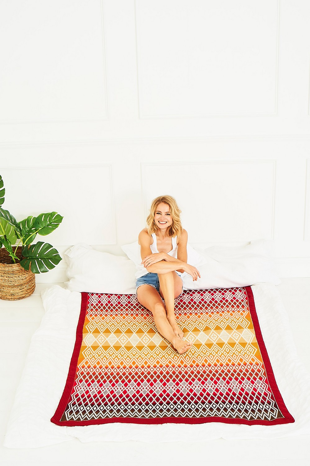 Ruby Queen Blanket Colour Pack - Large