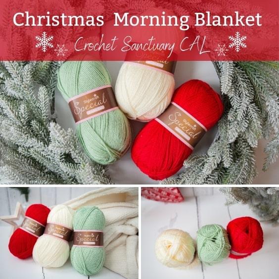 Christmas Morning - Crochet Sanctuary CAL