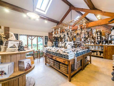 Kerry Lord's TOFT yarn shop