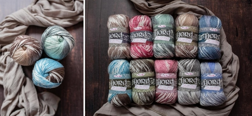 King Cole Fjord DK - Now in Stock