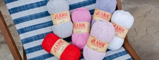 Stylecraft Jeanie Denim Look - 4 for £10