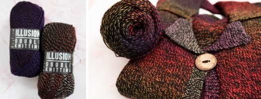Hayfield Illusion DK - 6 for £10