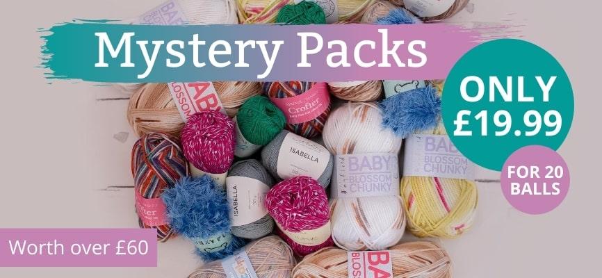 Mystery Packs - £19.99
