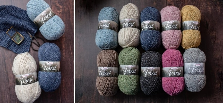 King Cole Forest Aran - Now in Stock