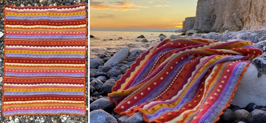 Late Summer Sunsets Blanket Colour Pack - Now in Stock