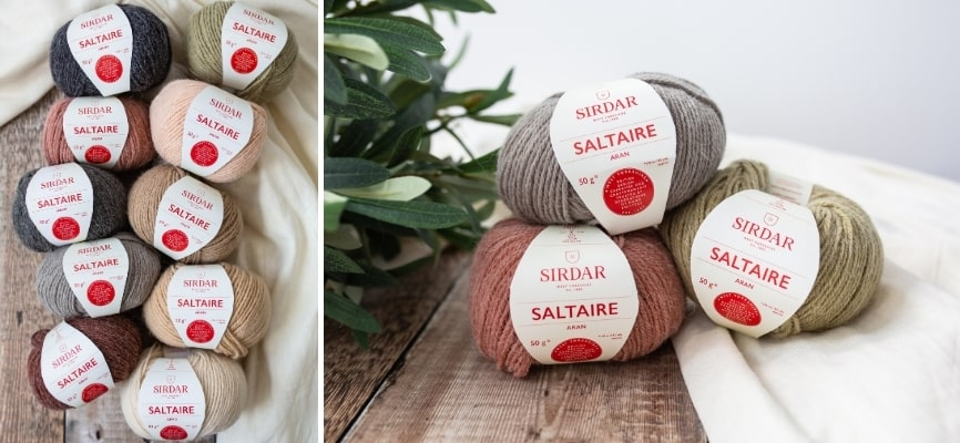 Sirdar Saltaire - Now in Stock