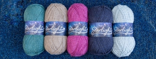 Stylecraft Starlight - Half Price
